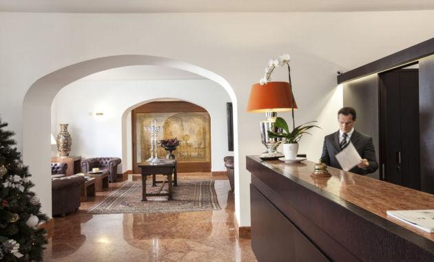 Palazzo brunaccini boutique hotel palermo from 87 for Hotel boutique palermo