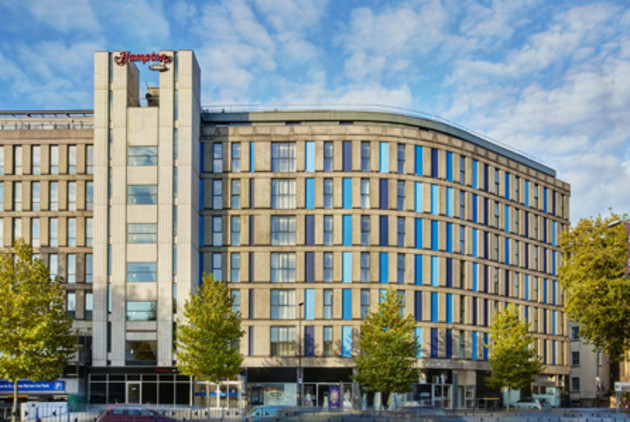 Hampton By Hilton Bristol City Centre Hotel 1