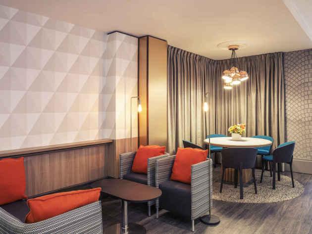 Hôtel Mercure Paris Pigalle Sacre Coeur thumb-3