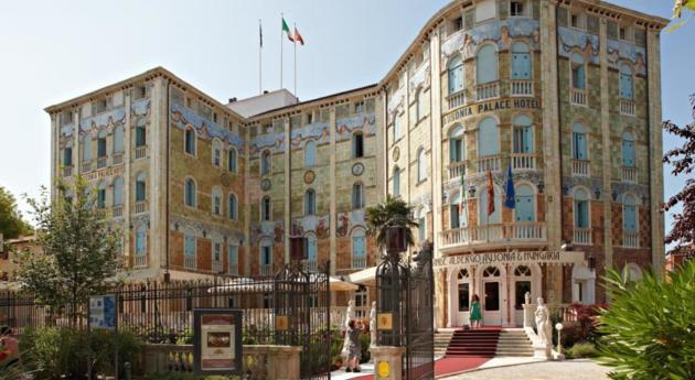 Hotel Grande Albergo Ausonia & Hungaria Wellness & Spa 1