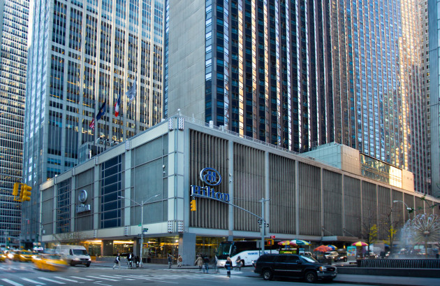 New york hilton midtown hotel new york from 119 lastminute new york hilton midtown hotel 1 sciox Image collections