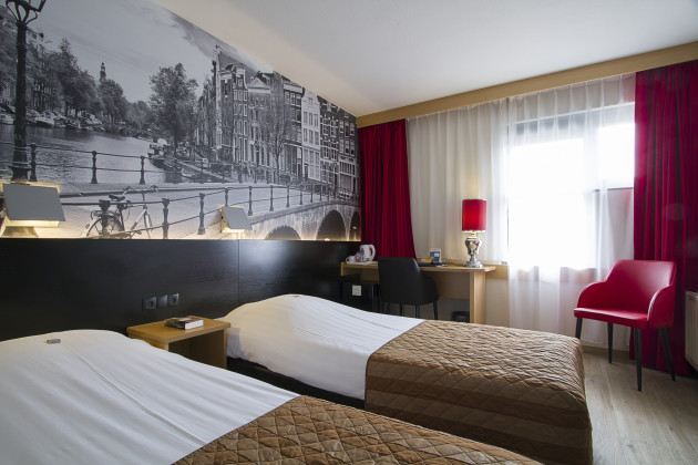 Bastion Hotel Amsterdam Noord Hotel Amsterdam From 56