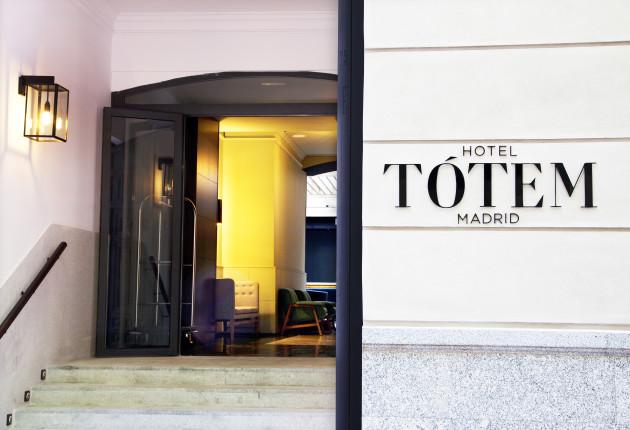 Totem Madrid Hotel  Madrid  From  U00a3109