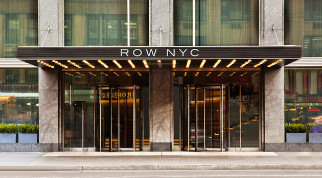 Hôtel Row Nyc 1