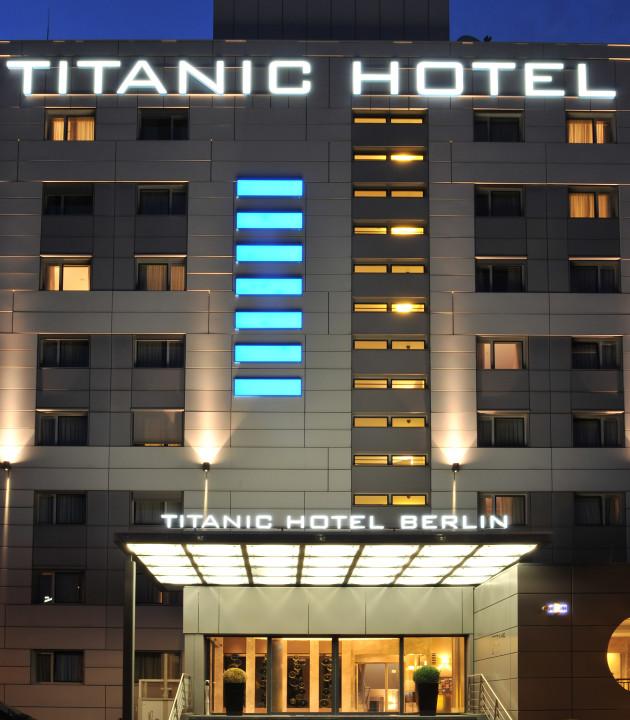 Hotel Titanic Comfort Mitte thumb-2