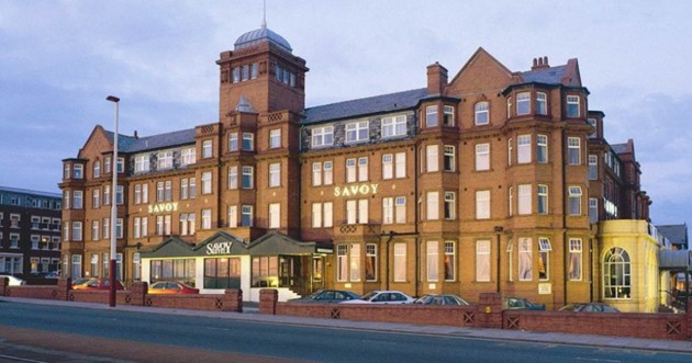 Savoy Hotel Blackpool Hotel 1
