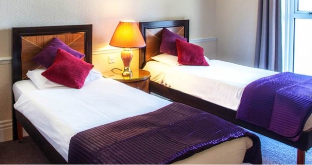 Grand Metropole Hotel Blackpool Hotel thumb-4