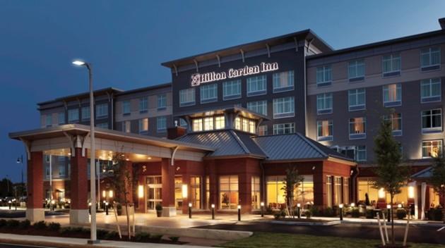 hilton garden inn boston logan airport hotel boston from. Black Bedroom Furniture Sets. Home Design Ideas