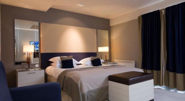 Malmaison Edinburgh Hotel thumb-3