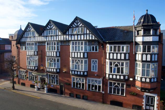Hallmark Inn Chester Hotel 1