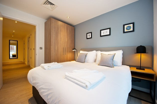 Staycity Aparthotels - Newhall Square Hotel thumb-3
