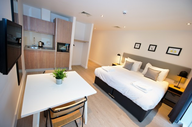Staycity Aparthotels - Newhall Square Hotel thumb-2