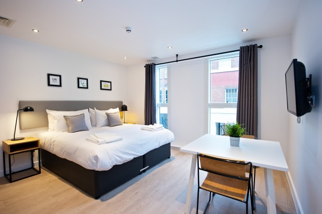 Staycity Aparthotels - Newhall Square Hotel thumb-4