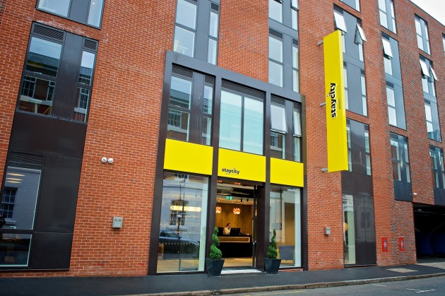 Staycity Aparthotels - Newhall Square Hotel 1