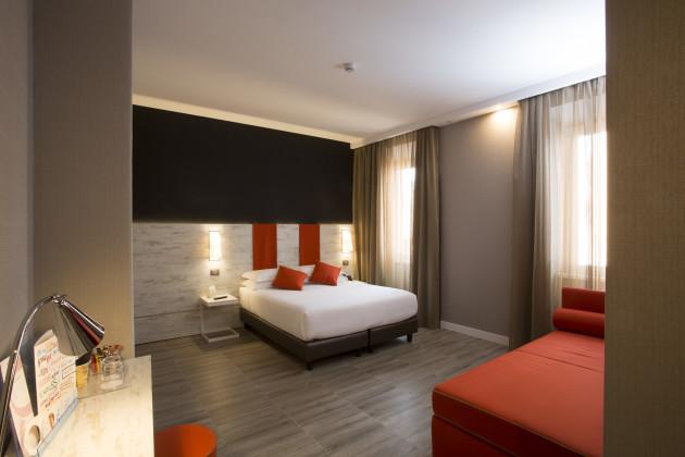 Hotel Smooth Hotel Rome Termini thumb-2