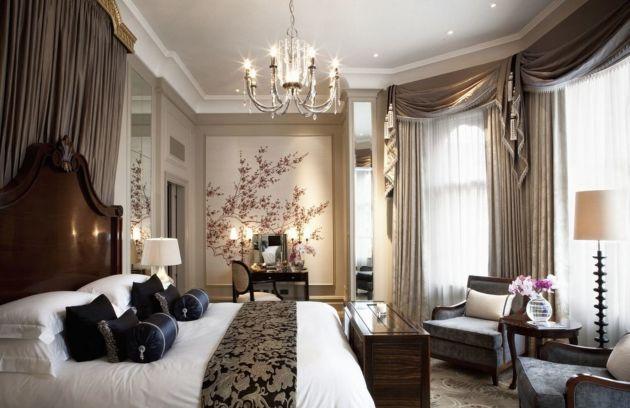 Landmark London Room Service Menu