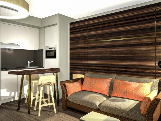 Aparthotel Adagio Edinburgh Royal Mile Hotel thumb-3