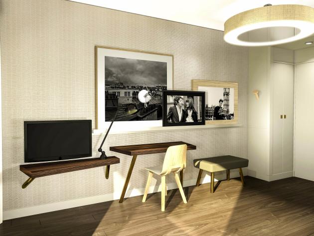 Aparthotel Adagio Edinburgh Royal Mile Hotel thumb-4