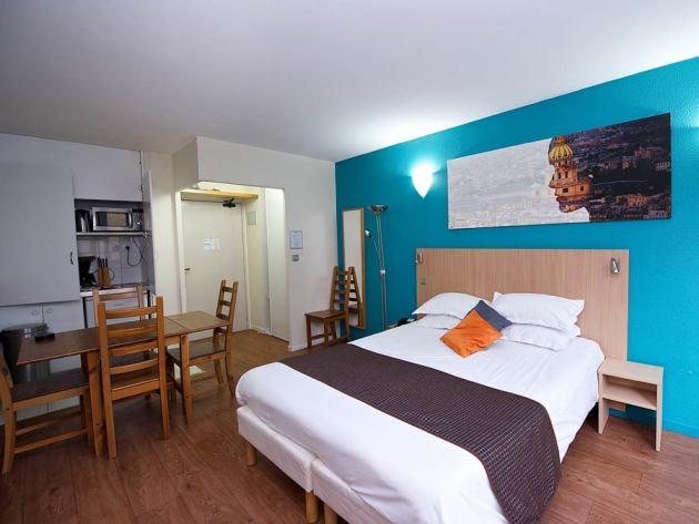 Staycity Aparthotels Gare De L 39 Est Apartaments Paris