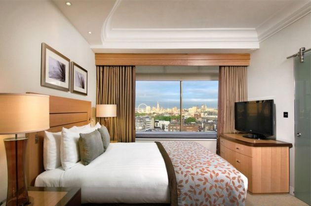 London hilton on park lane hotel london from 246 for Find hotels in london