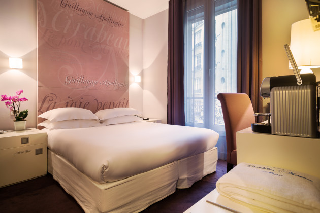 hotel chambellan morgane par s desde 139 rumbo. Black Bedroom Furniture Sets. Home Design Ideas