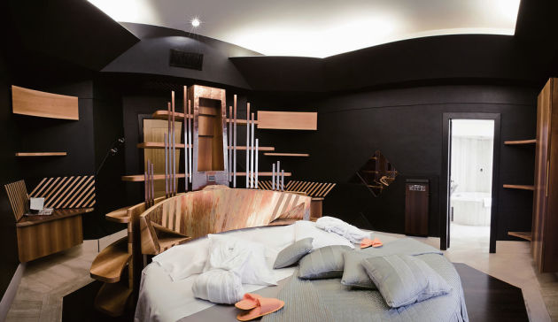 Hotel isa design hotel roma desde 168 rumbo for Design hotel roma