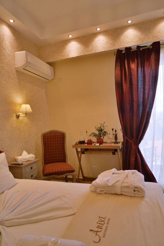 Anixi boutique hotel athens for Boutique hotel athenes