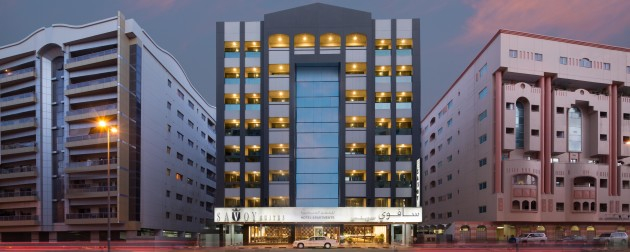 Savoy Suites Hotel Apartments Hotel 1