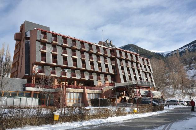 Hotel Evenia Monte Alba 1