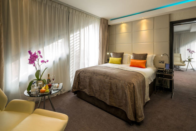 Hotel M By Montcalm Shoreditch London Tech City 1