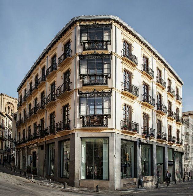 Hotel la casa de la trinidad granada desde 68 rumbo - Hotel casa espana villaviciosa ...