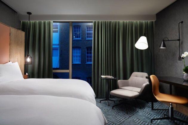 Hotel Hilton London Bankside thumb-2