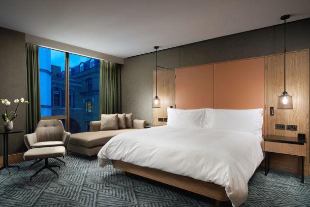 Hotel Hilton London Bankside 1
