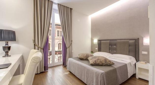 Roma boutique hotel rome from 110 for Best boutique hotels in rome 2015