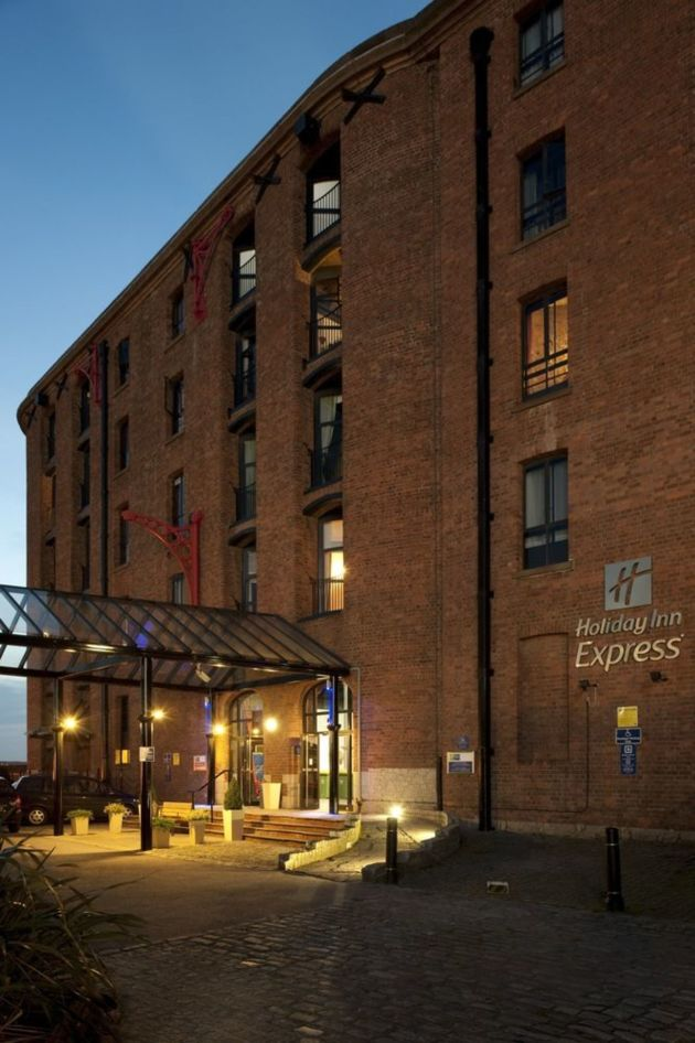 Holiday Inn Express Liverpool Albert Dock Hotel From