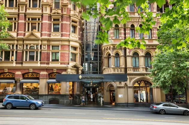 Intercontinental Hotels Melbourne Hotel Thumb 2