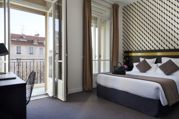 La malmaison nice boutique hotel nice from 128 for Boutique hotel nice
