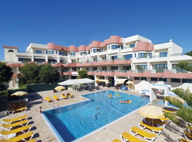 Star Family Hotels In Albufeira
