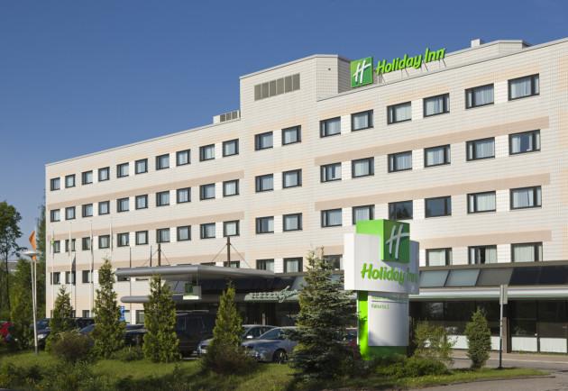 Holiday Inn Helsinki Vantaa Airport Hotel Vantaa From