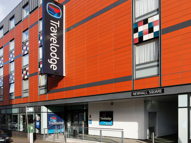 Travelodge Birmingham Central Newhall Street Hotel 1