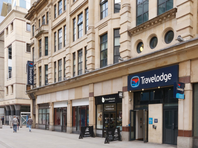 Hôtel Travelodge Cardiff Central Queen Street 1