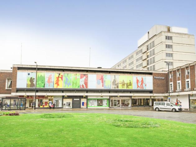 H tel travelodge worcester salisbury partir de 48 - Centre commercial porte de saint cloud ...