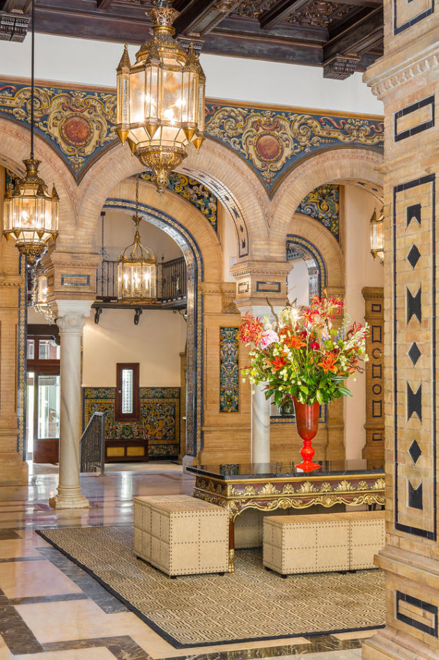 Hotel alfonso xiii a luxury collection hotel seville hotel seville from 507 - Spa eme sevilla ...