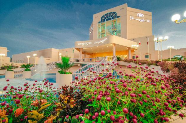 Hotel Crowne Plaza Resort Salalah thumb-2