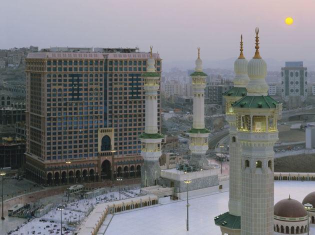 Hotel Intercontinental Dar Al Tawhid Makkah thumb-2