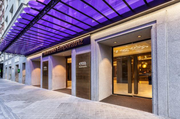 Hotel barcelo emperatriz madrid desde 146 rumbo - Hoteles barcelo en madrid ...