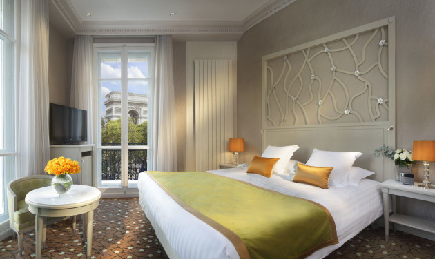 Splendid etoile hotel paris from 202 for Hotels 1 etoile paris