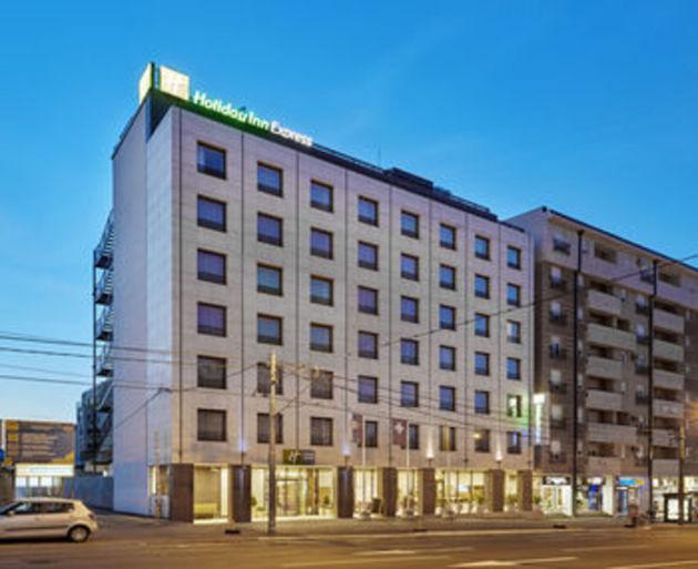 Hotel holiday inn express belgrade city belgrado desde for Hotel belgrado