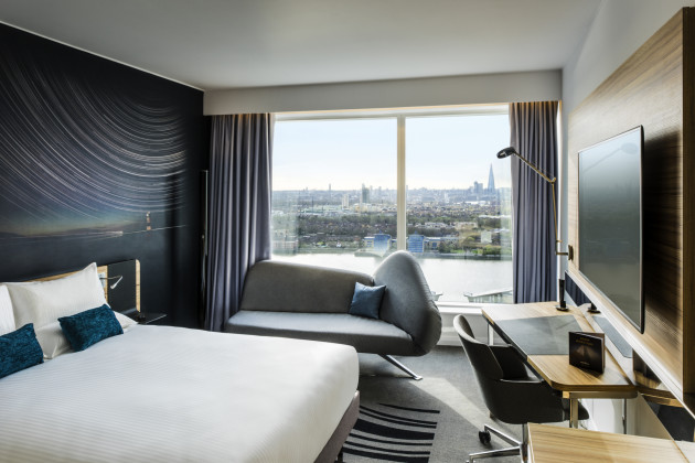 Hotel Novotel London Canary Wharf Number Of Rooms
