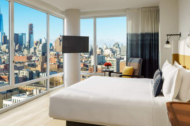 Hotel Indigo Lower East Side New York 1